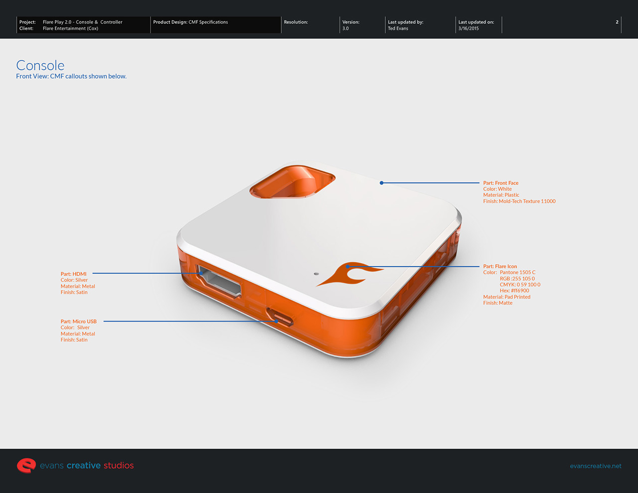 Evans Creative | User Experience + Creative for Real and